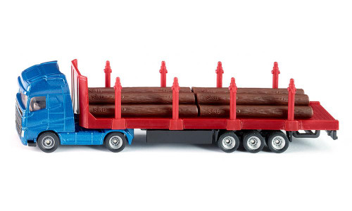 Siku 1:87 Log Transporter (1659)