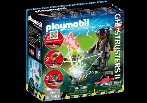 Playmobil Ghostbuster Winston Zeddemore (9349)