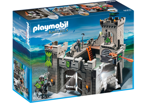 Playmobil Wolf Knights Castle (6002)