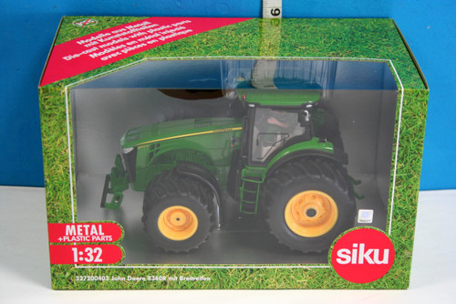 Siku Limited Edition John Deere 8360R with Low Profile Tyres (327200403)