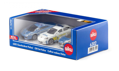 Siku Gift Set - Police Cars (6302)