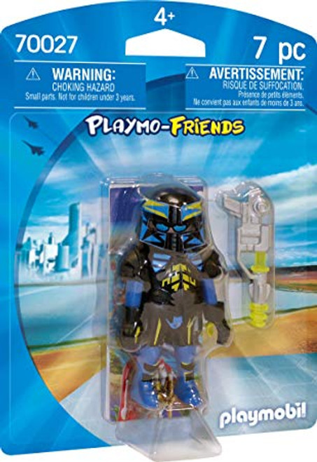 Playmobil Playmo-Friends Space Agent (70027)