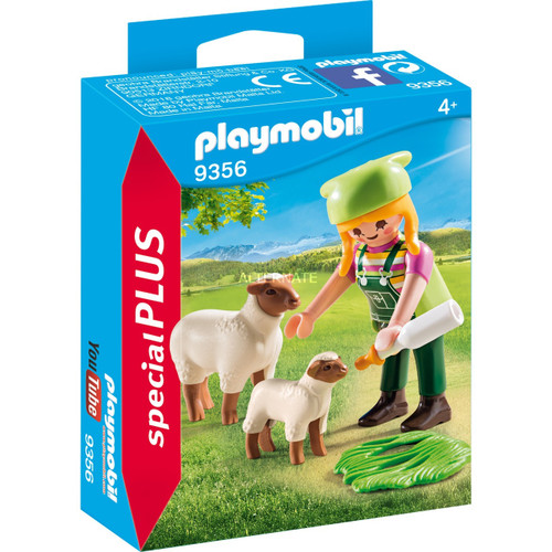 Playmobil Special Plus Farmer with Sheep (9356)