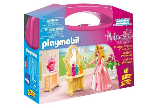 Playmobil Princess Vanity Carry Case (5650)