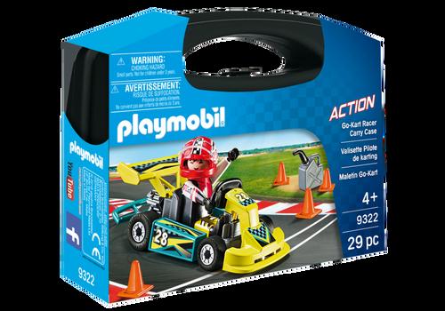 Playmobil Go-Kart Racer Carry Case (93227)