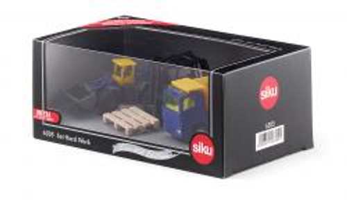 SIKU Limited Edition Hard Work Vehicle Set (6305)