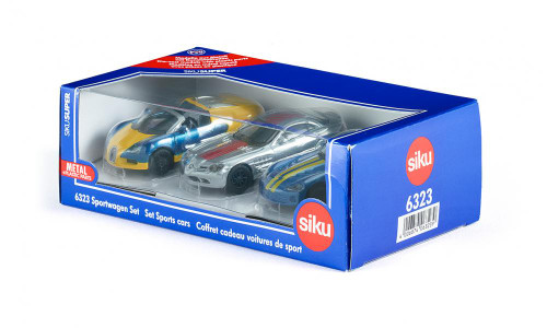 Siku Super Sports Car Gift Set (6323)