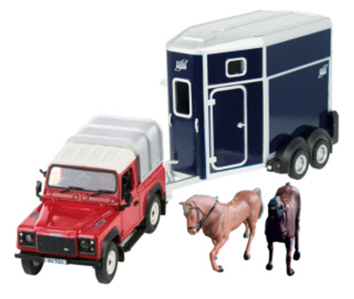 Britains Land Rover and Horse Set (43239)