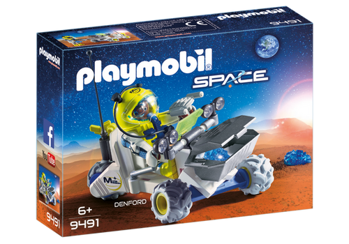 Playmobil Space Mars Rover (9491)
