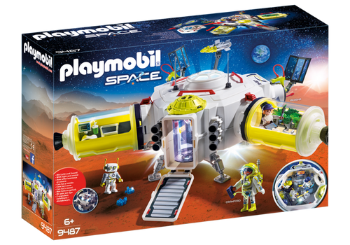 Playmobil Space Mars Space Station (9487)