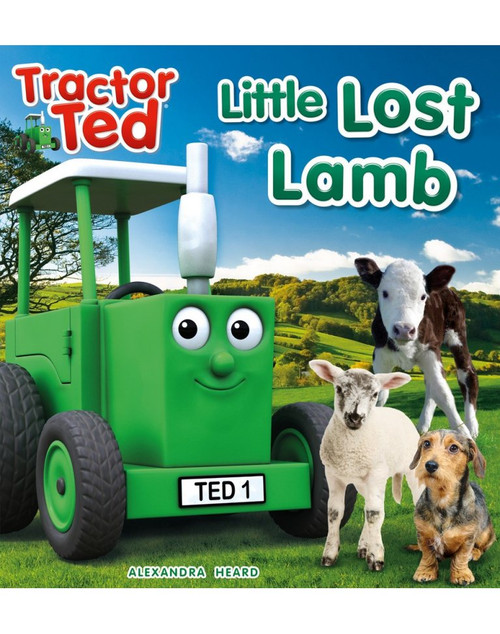 Tractor Ted Little Lost Lamb Book