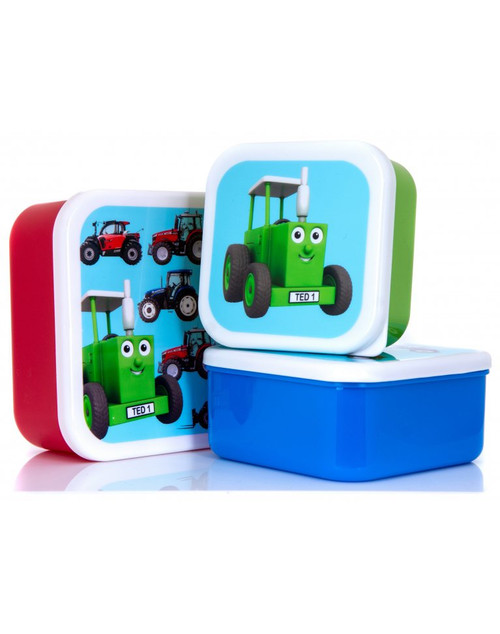 Tractor Ted Tractor Snackpots (3pk)