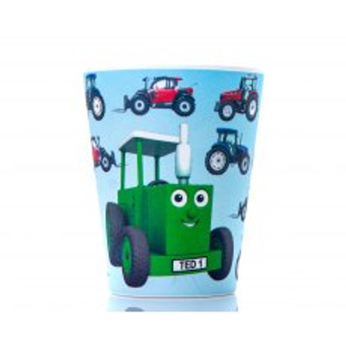 Tractor Ted Bamboo Beaker - Tractors