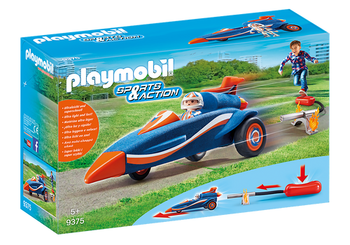 Playmobil Stomp Racer (9375)