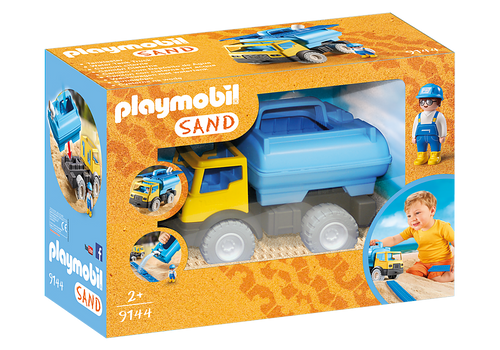 Playmobil Sand Water Tank Truck (9144)