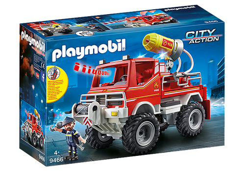 Playmobil City Action Fire Truck (9466)