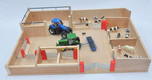 Millwood Livestock Yard (FS40)