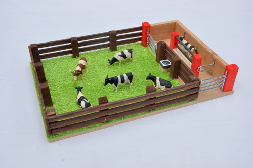 Millwood Crafts Green Field with Crush (FS11)