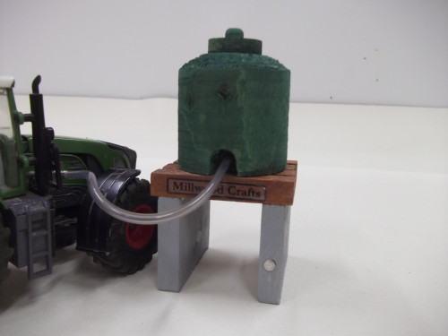 Millwood Crafts Diesel Tank (with pipe) FS43