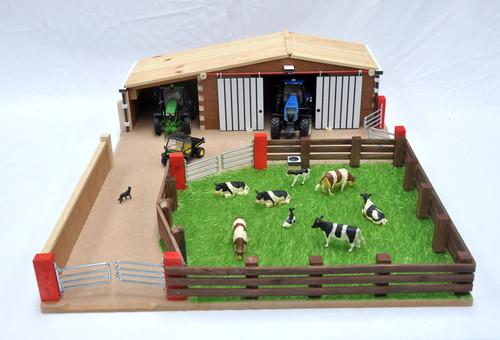 Millwood Crafts Small Farm Yard (FS41)