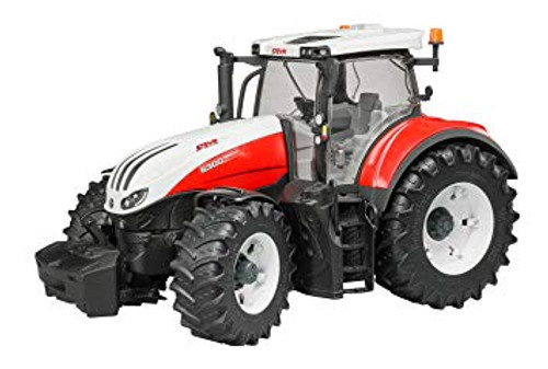 Bruder Steyr 6300 Terrus CVT Tractor  (03180)