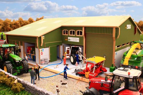 Brushwood Agricultural Contractors Base (BT8990)