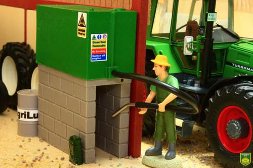 Brushwood Diesel Tank - Green (BT3054)
