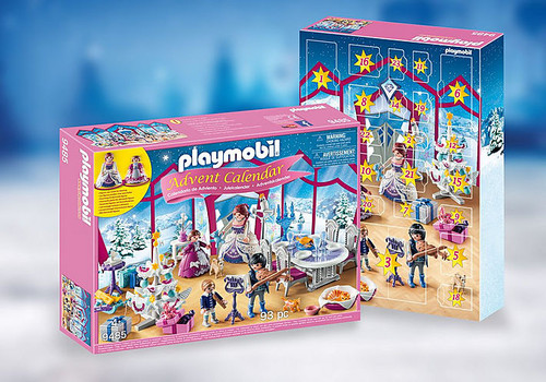 Playmobil Advent Calendar Christmas Ball (9485)