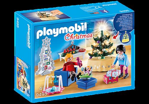 Playmobil Christmas Living Room (9495)