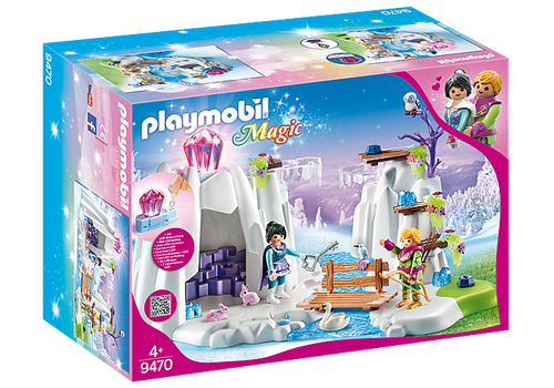 Playmobil Magic Crystal Diamond Hide-Out (9470)