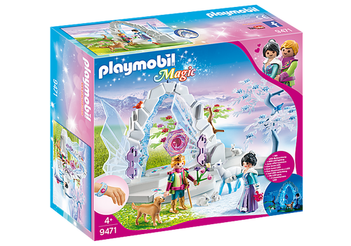 Playmobil Magic Crystal Gate to the Winter World (9471)