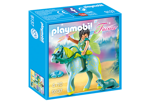 Playmobil Enchanted Fairy with Horse (9137)