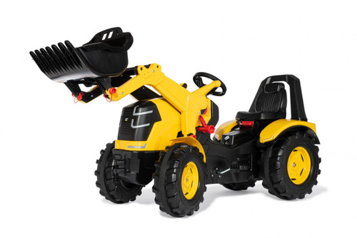 Rolly Xtrac Premium CAT Tractor with Loader (65111)