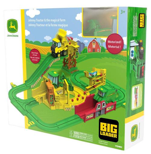Johnny Tractor Big Loader Motorised Playset (46940)