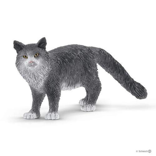 Schleich Maine Coon Cat (13893)