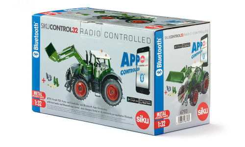 SIKU Bluetooth Controlled Fendt with Front Loader (6793)