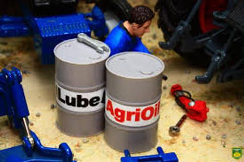Brushwood Agri Oil and Agri Lube Barrels (BT3063)