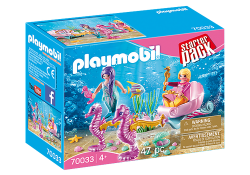 Playmobil Seahorse Carriage Starter Pack (70033)