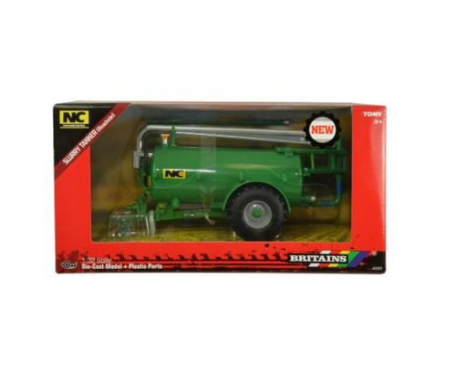 Britains NC Slurry Tanker (Roadside) Green (43253)
