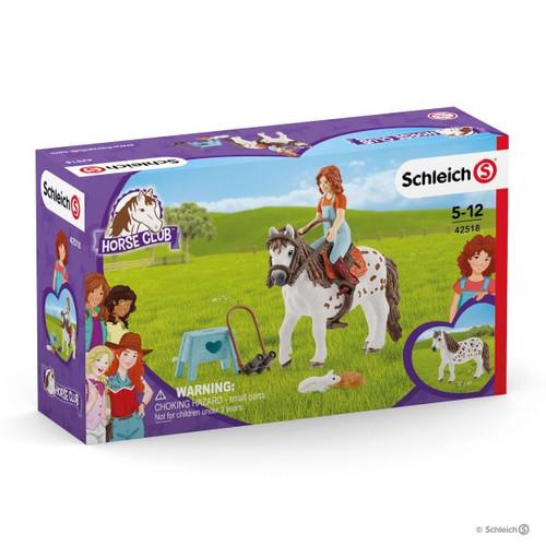 Schleich Horse Club Mia & Spotty (42518)