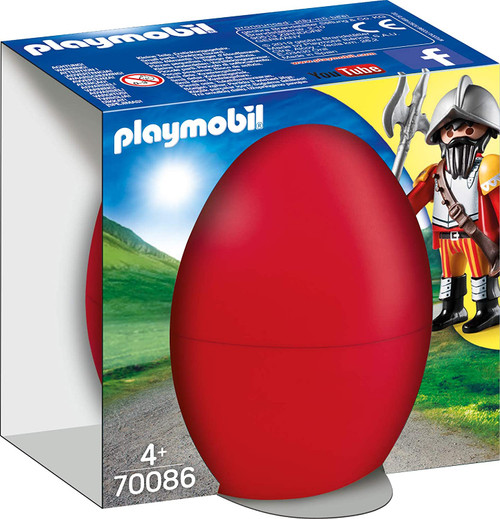 Playmobil Knight with Cannon Egg (70086)