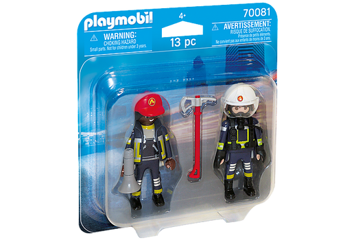 Playmobil Rescue Firefighters (70081)