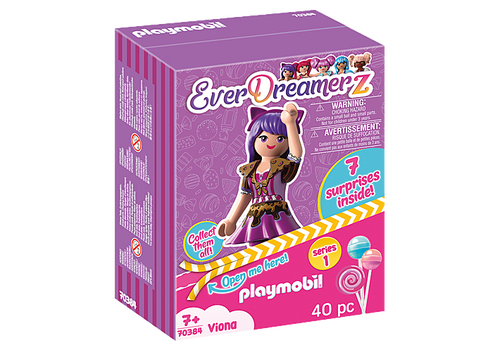 Playmobil EverDreamerz Viona - Candy World (70384)