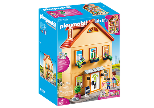 Playmobil City Life 'My Townhouse' (70014)