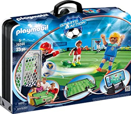 Playmobil Take Along Soccer Arena (70244)