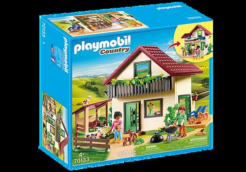 Playmobil Modern Farmhouse (70133)