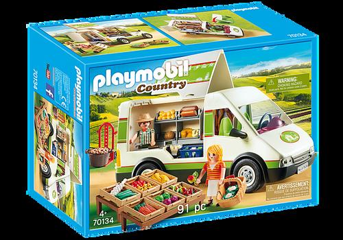 Playmobil Mobile Farm Market (70134)