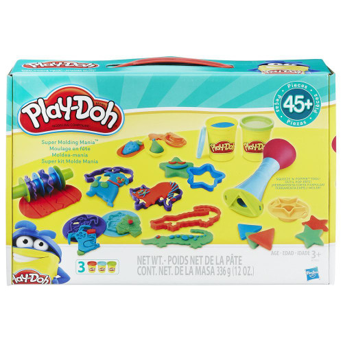 Play-Doh Super Moulding Mania Set (45 Piece)