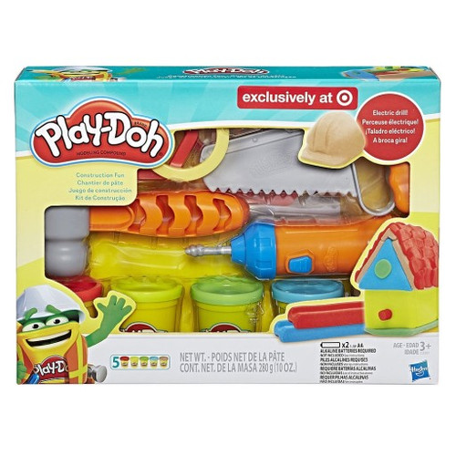 Play-Doh Construction Fun Play Set (C3301)