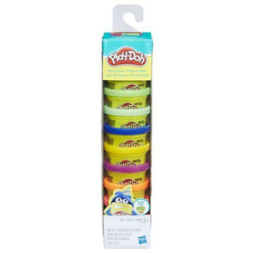 Play-Doh Party Pack (10 x 28gm)